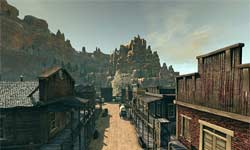 Call of Juarez: Bound in Blood screenshot