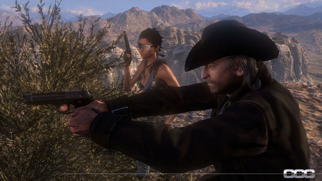 Call of Juarez: The Cartel image