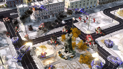 Command & Conquer: Red Alert 3 screenshot