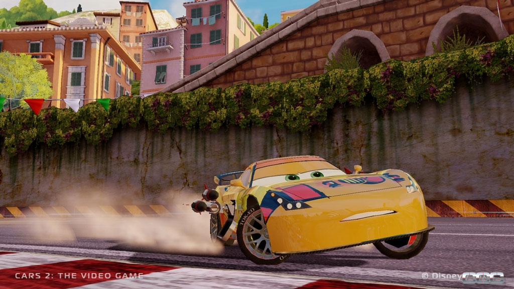 Cars 2: The Video Game image