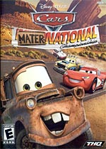Cars Mater-National box art