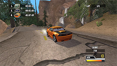 Cars: Race-O-Rama screenshot