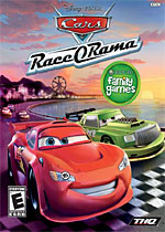 Cars: Race-O-Rama box art