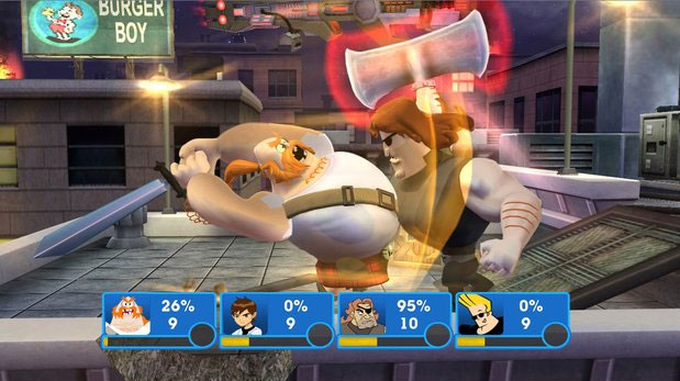 Cartoon Network Punch Time Explosion Xl Review For Xbox 360 Cheat