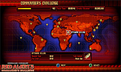 Command & Conquer: Red Alert 3 - Commander's Challenge screenshot