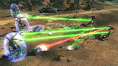Command & Conquer 3: Kane's Wrath screenshot