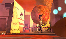 Cloudy with a Chance of Meatballs screenshot