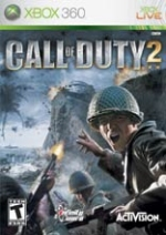 Call of Duty 2 box art