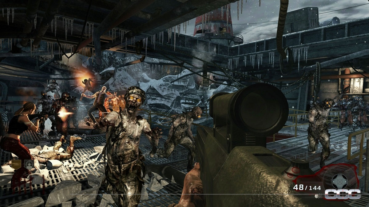 Call of Duty: Black Ops Escalation Map Pack Review for Xbox ... Call Of The Dead Map Pack on call of the dead zombies, call of duty zombies map pack, call of the dead game, call of duty black ops map pack, call of the mob, call of the dead minecraft, call of the dead movie,