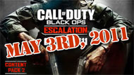 Call of Duty: Black Ops Escalation Map Pack Box Art