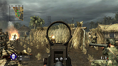 Call of Duty: World at War - Map Pack 1 screenshot