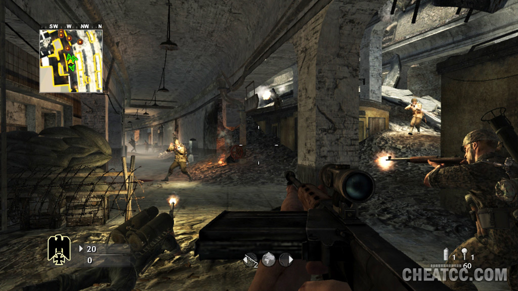 Call of duty world at war map pack 1 hands on impressions for call of duty world at war map pack 1 screenshot click to enlarge gumiabroncs Gallery