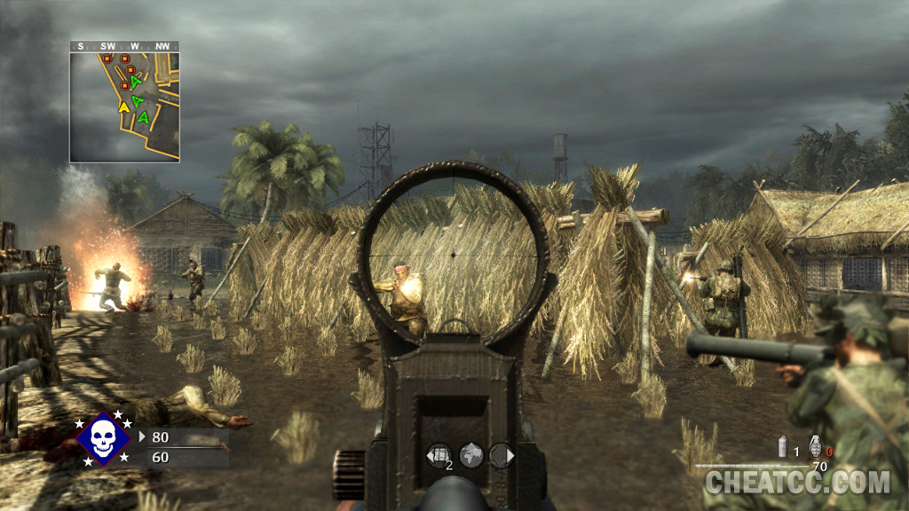 Call of Duty: World at War - Map Pack 1 Impressions for PlayStation ...