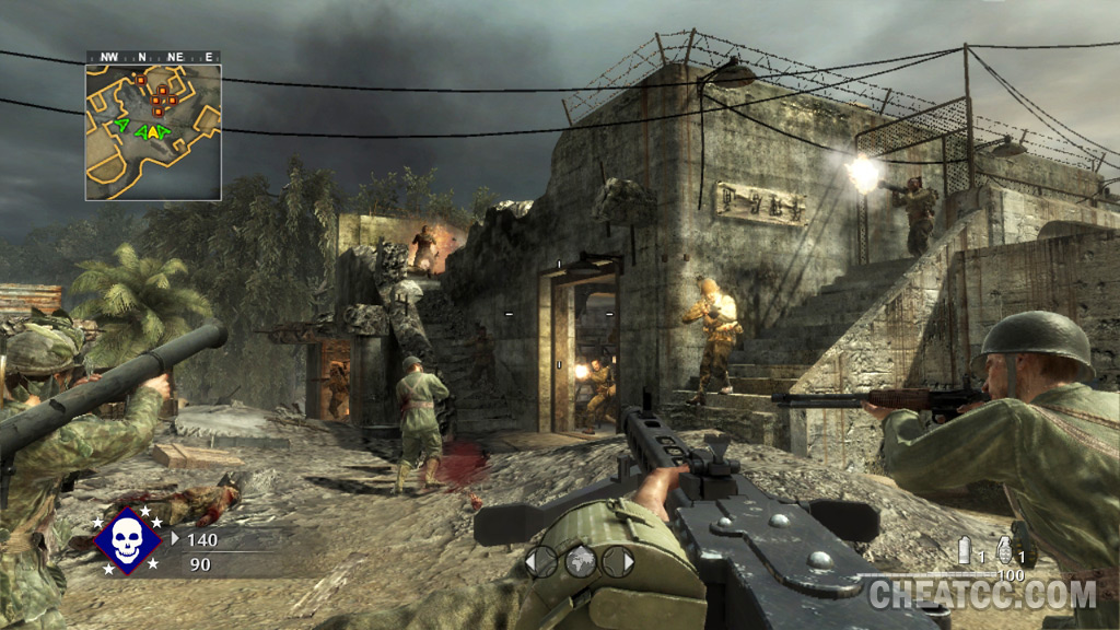 Call of Duty: World at War - Map Pack 1 Hands-On Impressions ...