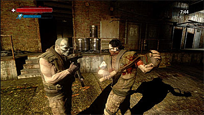 Condemned 2: Bloodshot screenshot