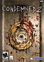 Condemned 2: Bloodshot box art
