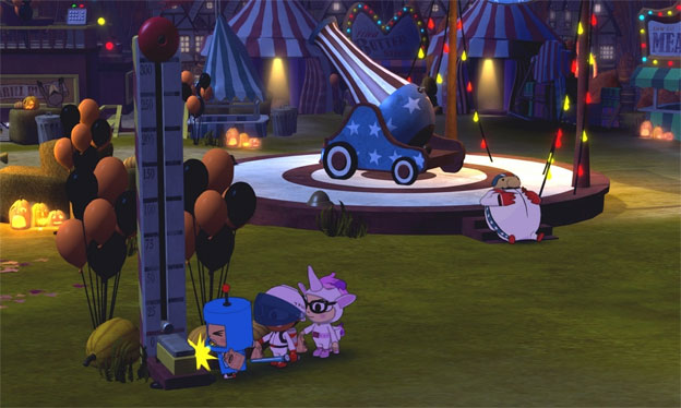 Costume Quest screenshot