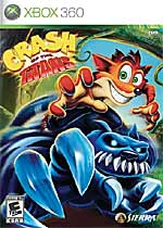 Crash of the Titans box art