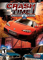 Crash Time: Autobahn Pursuit box art
