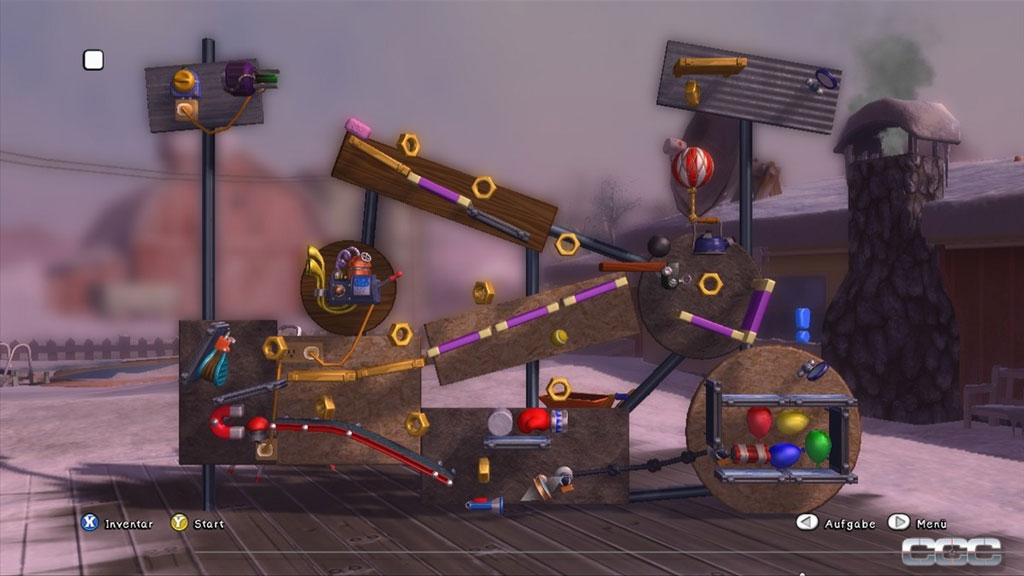 Crazy Machines Elements Review For Xbox 360 Cheat Code