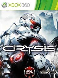 Crysis Box Art