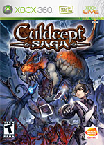 Culdcept SAGA box art