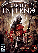 Dante's Inferno box art