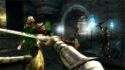 Dark Messiah Might and Magic: Elements screenshot