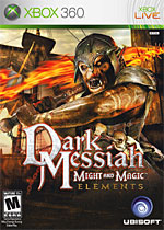 Dark Messiah Might and Magic: Elements box art