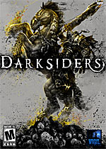 Darksiders: Wrath of War box art
