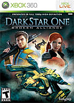 DarkStar One: Broken Alliance box art