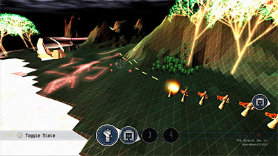 Darwinia+ screenshot