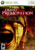 Deadly Premonition box art