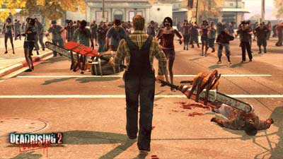 Dead Rising 2: Case Zero screenshot