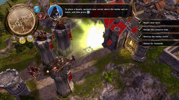 Defenders of Ardania Screenshot