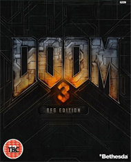Doom 3 BFG Edition Box Art