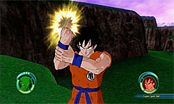 Dragon Ball: Raging Blast screenshot
