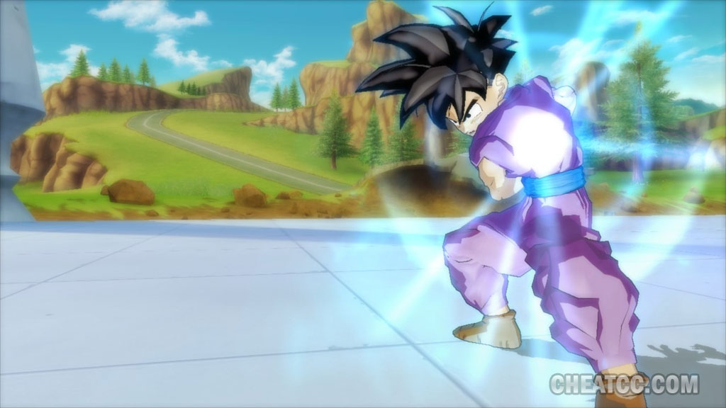 Atari announces dragon ball z: burst limit for ps3 and xbox 360.