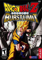 Dragon Ball Z: Burst Limit box art