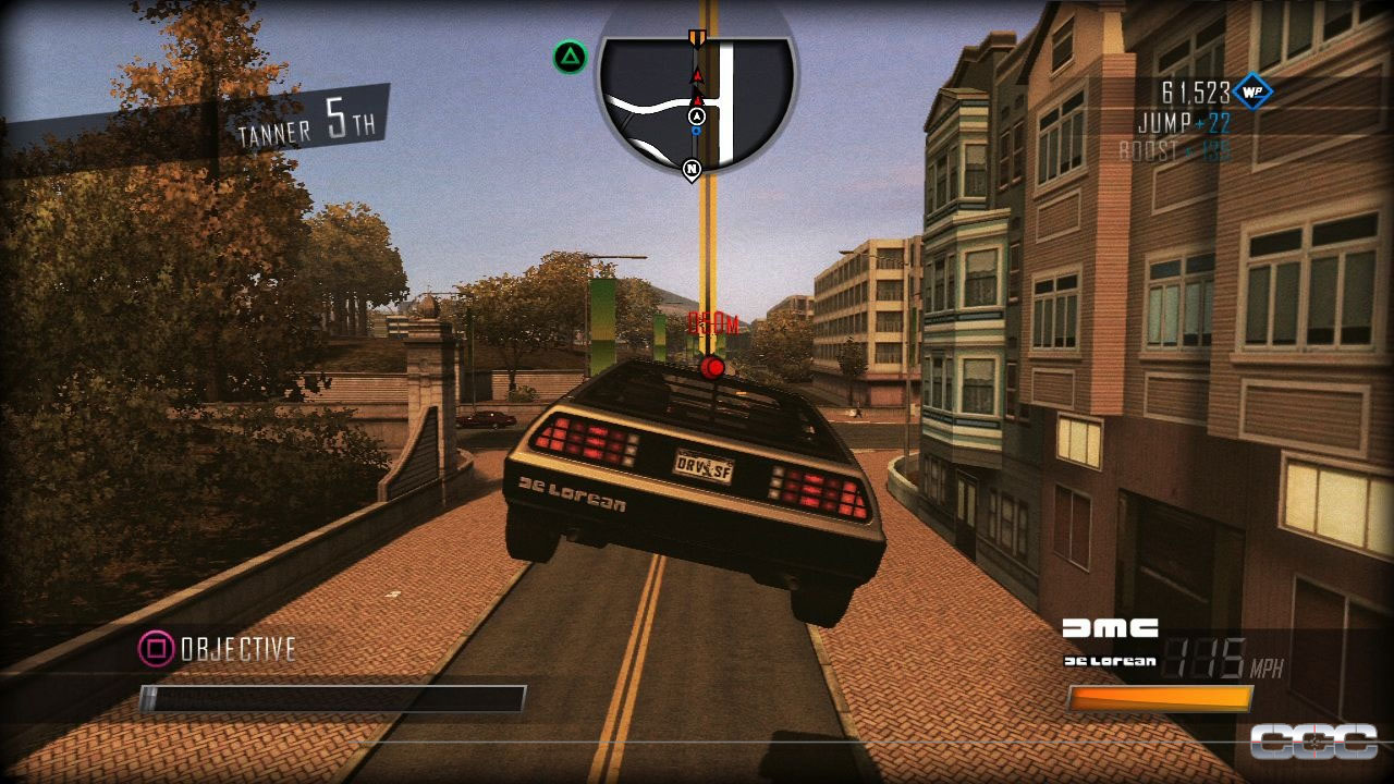 Driver: San Francisco Review for Xbox 360 - Cheat Code Central