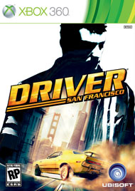 Driver: San Francisco Box Art
