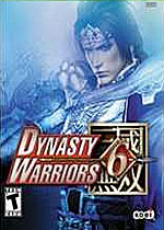Dynasty Warriors 6 box art