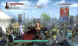 Dynasty Warriors 6: Empires screenshot