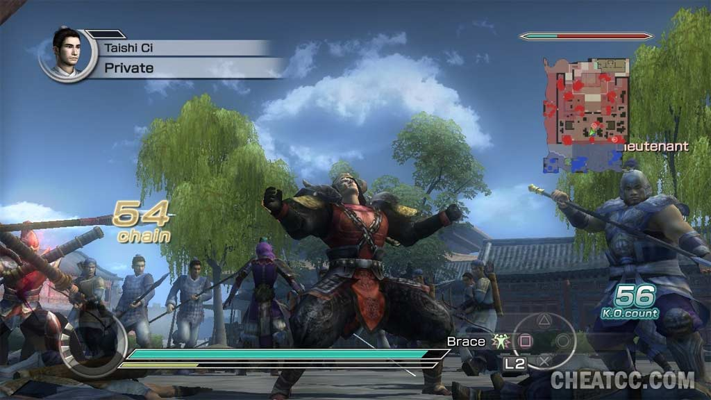 Dynasty Warriors 6 Empires Review For Xbox 360