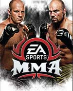 EA Sports MMA box art