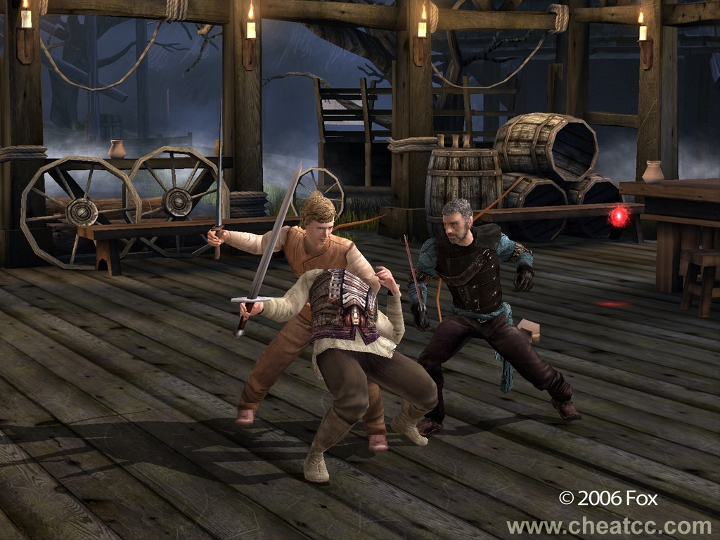 Eragon Review Preview For Playstation 2 Ps2