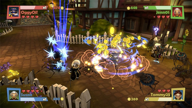 Fable Heroes Screenshot