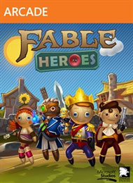 Fable Heroes Box Art