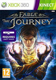 Fable: The Journey Box Art