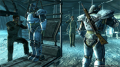 Fallout 3: Operation Anchorage screenshot